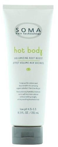 Soma Hot Body Voluminizing Gel - 8.5 oz by Soma Hair