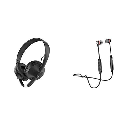 Sennheiser Hd 250 and Sennheiser Cx 120 Earphones