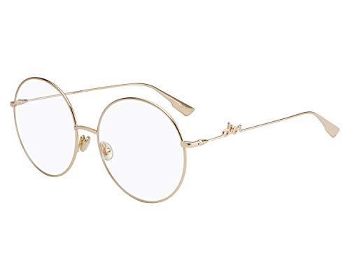 Christian Dior Brille (DiorSignatureO2 DDB) Metall gold-kupfer