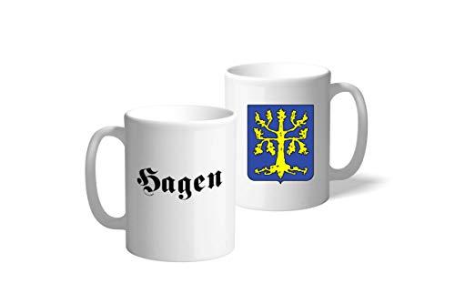 Dein Kiez Tasse Wappen: Hagen