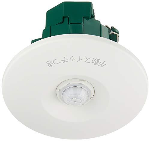 パナソニック(Panasonic)天井取付熱線センサ付自動スイッチ(親器・ WTK24818