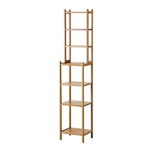 IKEA Ragrund 302.530.67 - Estantería (bambú, 33 cm)