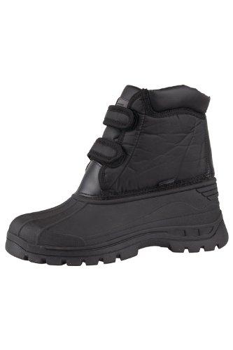 Mountain Warehouse Grit wasserdichte Schuhe (kurz) Schwarz 39 EU