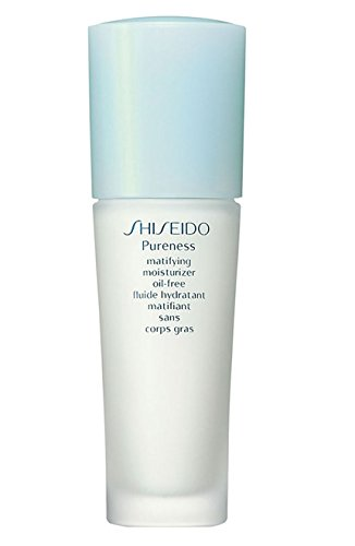 Shiseido Pureness femme/woman, Matifying Moisturizer Oil-Free, 1er Pack (1 x 50 ml)