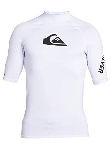 Quiksilver™ all Time - Short Sleeve UPF 50 Rash Vest - Männer