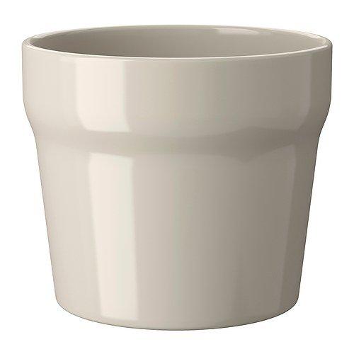 ★オーレッド / ORADD 鉢カバー / ベージュ[イケア]IKEA(40174593)の写真
