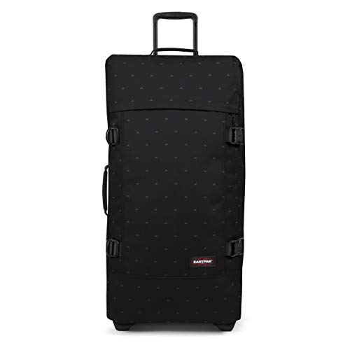 Eastpak Tranverz L Suitcase, 79 cm, 121 L, Black (Tribe Mountains)
