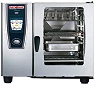 Rational Stainless SteelCombi Oven Ten Tray(IRC0014_Black)
