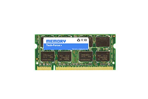 4GB Memory Upgrade for PRESARIO CQ20-104TU Notebook (64-bit) DDR2 PC2-6400 800MHz SODIMM RAM (Memory Tech-Force)