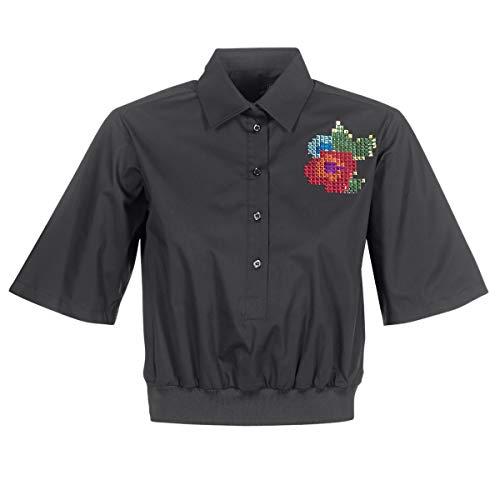 Love Moschino Wcc5401 Hemden Damen Schwarz - DE 34 (IT 40) - Hemden Shirt