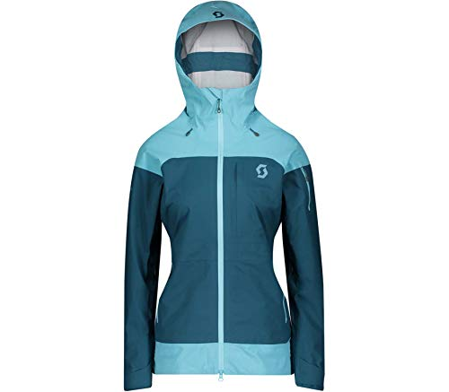 Scott Damen Skijacke blau L