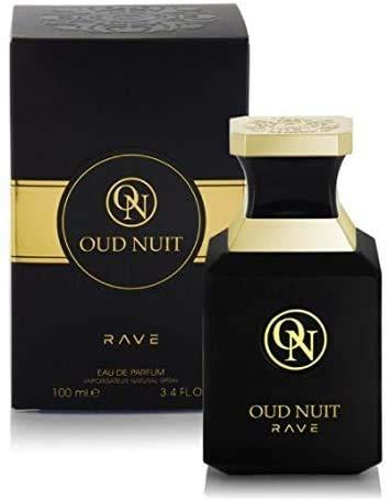 Oud nuit Eau de Parfum 100 ml Premium-Qualität Duft holzig und würzig natürliches Parfüm