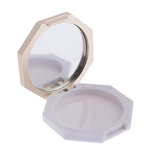 Toygogo Conteneur De Pot De Maquillage Cosmétique