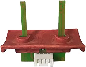 Debimetro sensor de flujo de aire para estufa de pellets Edilkamin dalzotto la nórdica extraflame - Soporte rojo