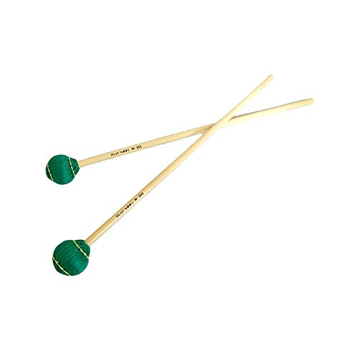 PLAY WOOD プレイウッド ビブラフォン・マリンバ用綿糸巻きマレット M-303