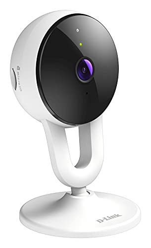 D-Link DCS-8300LHV2 mydlink Full HD Wi-Fi Camera with Night Vision,...