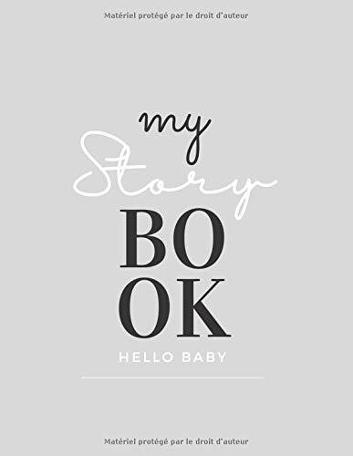 Baby Journal : Memory Book, story book, baby journal 5 years,: baby journal...