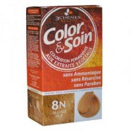 Color&soin coloration permanente 8N blond blé