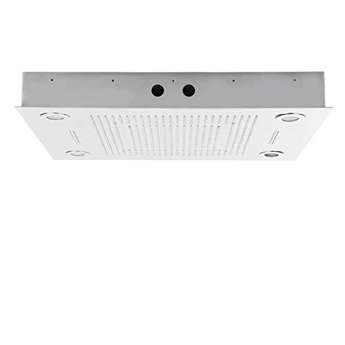Control termostático Cabezal de ducha LED de 7 colores 5 modos de baño para cabezal de ducha opcional, para ducha de dormitorio