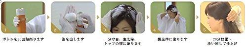 ホーユーシエロムースカラー5(ブラウン)1剤50g+2剤50g[医薬部外品]
