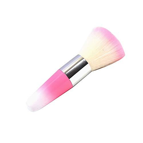 1pc Doux Nail Art DEPOUSSIERANT Pinceau Poudre Nail Art Outil De Nettoyage Multifonctions Maquillage Poudre Brosses Blush