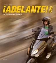 Adelante Uno: An Invitation to Spanish, 2nd Edition,