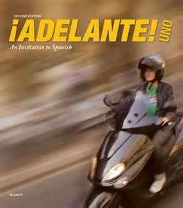 Price comparison product image Adelante Uno: An Invitation to Spanish,  2nd Edition