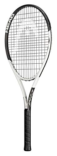 HEAD GEO Speed - Raqueta de tenis (incluye funda protectora, tamaño L4)