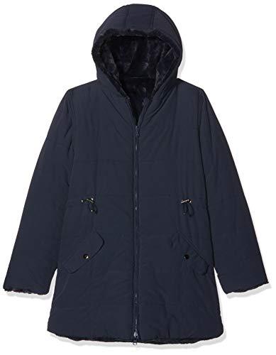 losan 924-2008AA Abrigo, Azul (Marino Muestra 722), 14 años (Tamaño del Fabricante:14) para Niñas