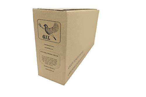 C7115A 2624A 2613A - Tóner compatible con Laserjet 1000 1005 1200 1220 3320 3300 3330 3380 Laserjet 1150 Laserjet 1300 1300N 1300XI, color negro