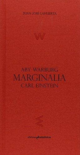 Marginalia. Aby Warburg, Carl Einstein (ARTE)