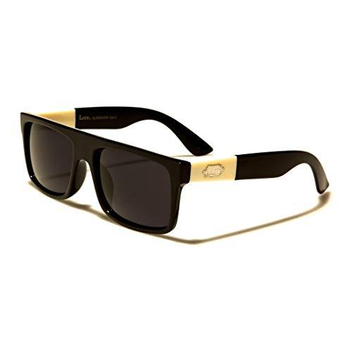 2er Pack West Choppers Locs Old School Brille Sonnenbrille Herren Damen braun