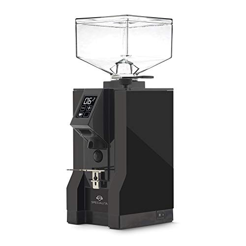 EUREKA Kaffee Zubereiter, Matt- Schwarz