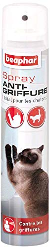 BEAPHAR Spray anti-griffure - Pour chat