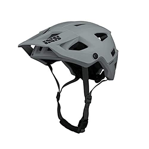 IXS Trigger Unisex AM Mountainbike-Helm, Grau (Grey), SM (54-58cm)