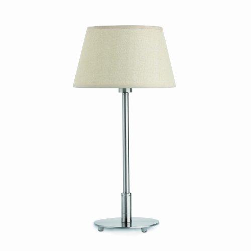 Faro Barcelona Mitic 68417 Tisch- und Stehleuchte, 60 W, Metall und Textilschirm