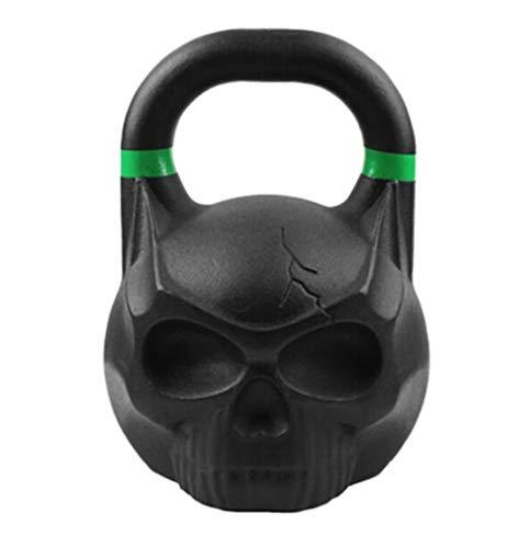 BaisdSport Kettlebell Competition, Portable Kurzhantel Kettlebell, aus Gusseisen für Krafttraining und Cross Training 20kg,A-20kg