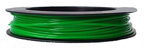 Fillamentum Flexfill 98A 1.75mm Mini Filament Spool, Diameter Tolerance +/- 0.1mm, 50g, Luminous Green