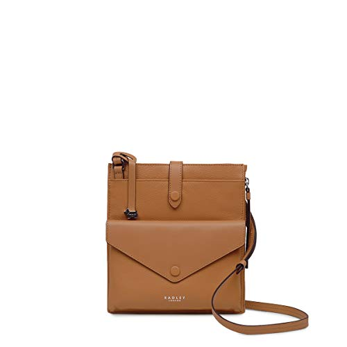 Wilton Way Medium Slim Tab Cross Body Bag