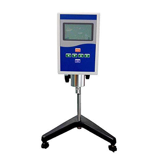 NBVCX Viscosímetro Giratorio de Piezas de maquinaria para Pintura de Aceite, plástico, probador de Alimentos, Pantalla Digital, medidor de viscosidad, Prueba de Capacidad de Viscosa líquida