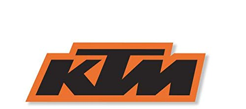 DCOR 40-30-106 Brand Decal - 6in. - KTM