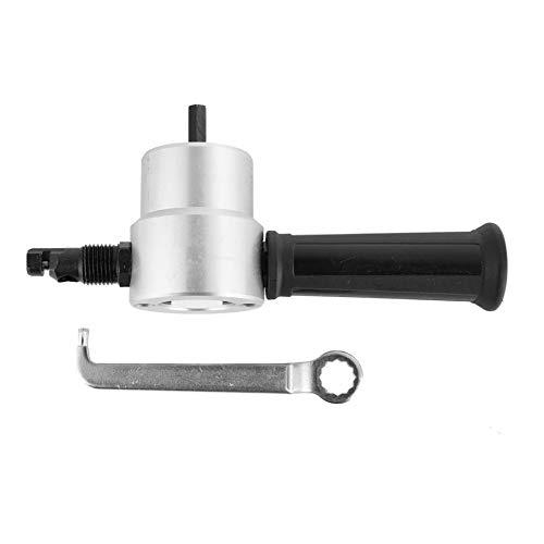 Cortador de chapa de doble cabezal 160A, accesorio de taladro eléctrico para...