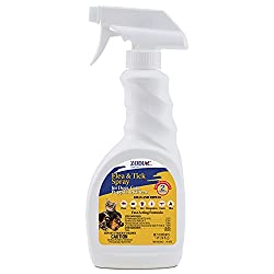 Zodiac Flea & Tick Spray for Dogs, Puppies, Cats, and Kittens