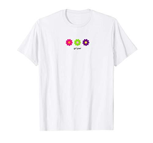 y2k, Girl Power, Daisy, Vintage 90s, 00s Aesthetic, Feminist T-Shirt