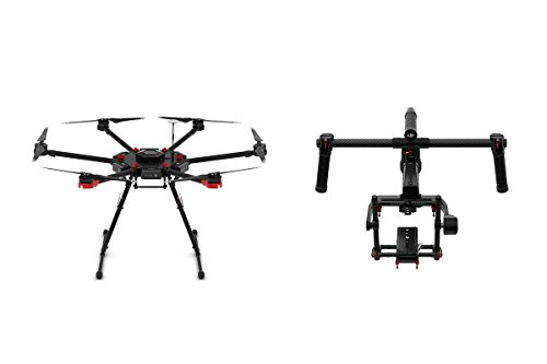 DJI MATRICE 600 AND Ronin-MX BUNDLE