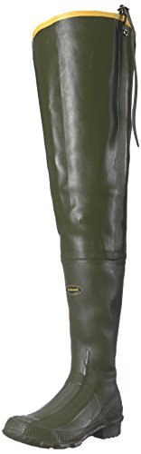 "LaCrosse Men's Big Chief 32"" OD Green Work Boot, 11 M US"