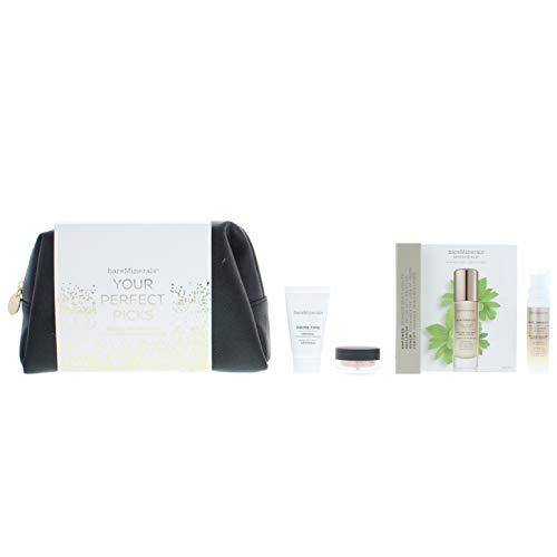bareMinerals Bare Minerals Teint-Enhancers 3-teiliges Mini-Set in Tasche