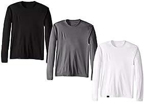 Kit 3 Camisetas Proteção Solar UV 50