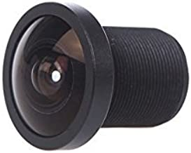 Huilianchuang 2.5mm Wide 170 Degree Replacement Sport Camera DV Lens for Camera Gopro Hero HD 1 2 Sjcam Sj4000