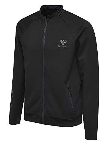 Hummel Herren Sweatjacke Guy Zip Jacket 200174 Black S